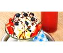 Zmrzlinový pohár a pití v kavárně s hernou | Slevomat