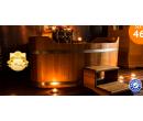 60 minut vířivé koupele s aroma s růží pro dva | Hyperslevy
