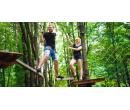 2 hodiny v outdoorovém lanovém parku | Slevomat