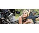 Airsoftová přestřelka s útočnou puškou G36C | Slevici