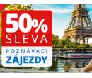 Poznávací zájezdy se slevou 50%   Ceskekormidlo.cz