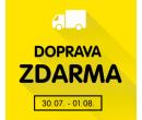 Doprava zdarma na vše + slevový kód | Mall.cz