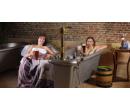 Pivní koupel 45 min | Adrop