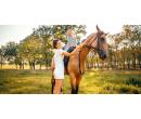 Den s koňmi na Šťastném ranči   Slevomat