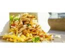 Velký kebab box a hranolky s sebou | Slevomat