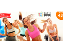 1× vstup či permanentka na cvičení FitDance | Hyperslevy