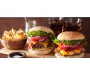 2x hovězí 200g burger, domácí hranolky a pepsi | Slevomat