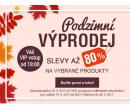 Podzimní výprodej kosmetiky a parfémů  | Elnino Parfémy