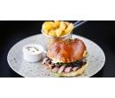 Burger menu dle výběru | Slevomat