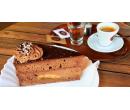 1× káva + 1× dortový řez z nabídky | Slevomat