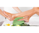 Reflexní masáž nohou s vůní levandule   Slevomat