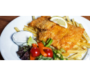 Fish and chips s hranolky  | Slevomat