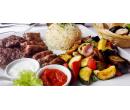 Pleskavice, čevabčiči a grilovaná zelenina pro 2  | Slevomat