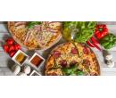 2× libovolná pizza z pece na dřevo   Slevomat
