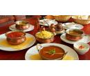 Nové vynikající indické menu pro dva  | Slevomat