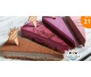 Balíček 4 druhů luxusních RAW dezertů | Hyperslevy