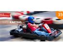 Adrenalinová jízda na motokárách | Hyperslevy