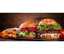 Poctivý hamburger nebo křupavá quesadilla | Slevomat