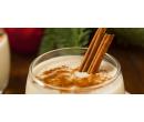 Horký vanilkový krém s borůvkami a svařená šťáva | Slevomat