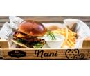 Skvělé burger menu v restauraci Plaudit | Slevomat