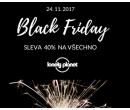Sleva 40% na všechny průvodce LonelyPlanet | Lonelyplanet.cz