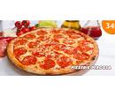 Lahodná pizza o průměru 35 cm   Hyperslevy