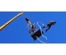 Extrémní bungee jumping z televizní věže    Slevomat