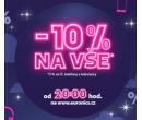 Noční nákupy se slevou 10% | Euronics