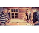 60 min akční únikové hry ve stylu Pevnosti Boyard | Slevomat