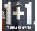 Molo-sport.cz - akce 1+1 na značku O'Neill | Molo-sport.cz