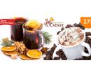 Horká čokoláda se šlehačkou pro 2 | Hyperslevy