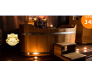 Relaxační koupel pro 2 osoby se svařeným vínem  | Hyperslevy