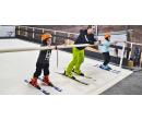 Lekce lyžování nebo SNB na indoorové sjezdovce   Slevomat