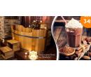 Romantická koupel pro 2 + horká čokoláda | Hyperslevy