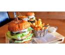 1× burger podle výběru | Slevomat