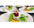 Degustační menu 5 lahodných chodů pro dva | Slevomat