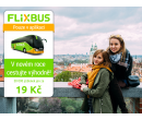 Autobusem po ČR za 19 Kč!! | FlixBus