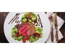 Hovězí rib eye i kuřecí supreme pro dva | Slevomat