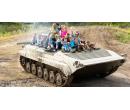 Jízda v bojovém vozidle pěchoty, lanové centrum  | Slevomat