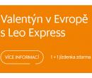 Akce 1+1 jízdenka zdarma | Leo Express
