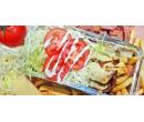 Specialita Kapsalon s hovězím masem z kebabu | Slevomat