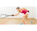 Hodinový pronájem kurtu na squash | Slevomat