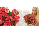 20 trsových růží Fireworks v délce 50 cm | Slevomat