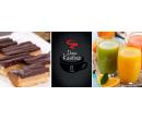 Domácí tyčinka Twix  a ovocný fresh juice | Slevici