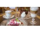 Famózní dort a teplý nápoj pro dva | Slevomat