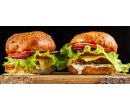 2× hamburger výběrem z 5 druhů | Slevomat
