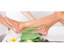 Reflexní masáž nohou s levandulovým olejem | Slevomat