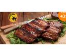 1200 g pečených žeber s BBQ omáčkou | Hyperslevy