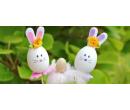Velikonoční tvoření a čokoláda k tomu | Slevomat