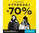 Velký výprodej módy - slevy 70% | Urbanstore.cz